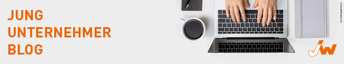 Jungunternehmer Blog logo