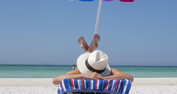 Auch Unternehmer brauchen Urlaub.